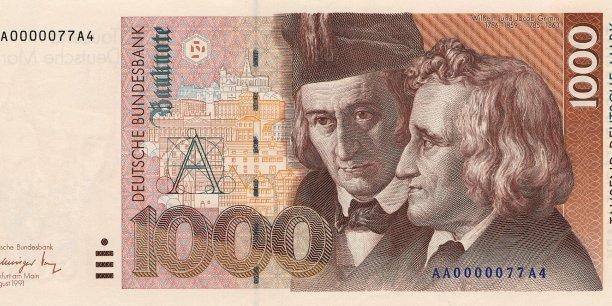 1000 deutsche mark
