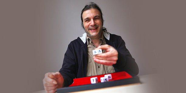 Stéphane Lemaître est cofondateur des Éditions du pied