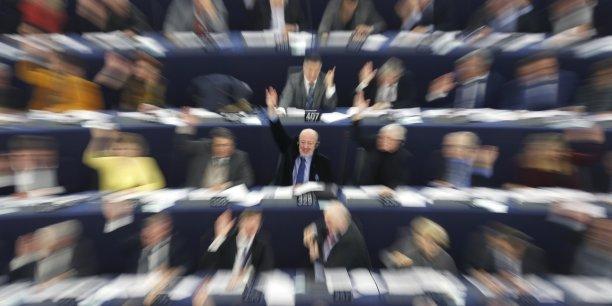 Les eurodeputes ont voté la creation d'une commission parlementaire sur l'affaire LuxLeaks