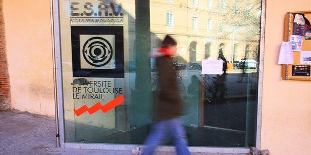 L'École supérieure d'audiovisuel de Toulouse