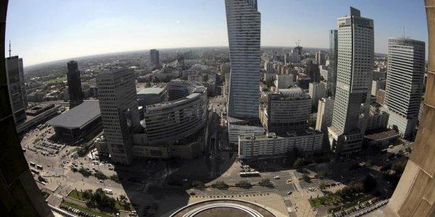 L'économie européenne a progressé de 0,3 % au troisième trimestre