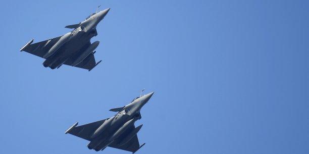 L'Inde pourrait équiper deux escadrons de l'armée de l'air avec du Rafale