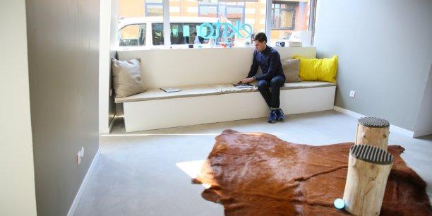 Avec les 500 m2 du Grand Builder, Ekito double sa surface et accueillera jusqu'à 80 personnes.