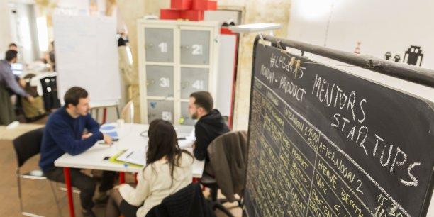 5 jours de travail, quarante mentors, 12 startups, 4 thématiques... pour tenter de déterminer son plan d'actions à six mois et propulser sa startup sur la voie de la croissance