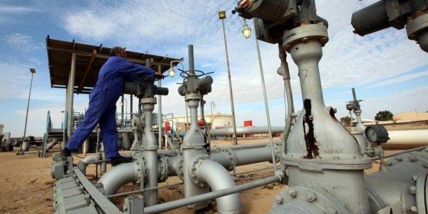 Construite en 1964, la raffinerie de Sidi Arcine produit 2.700.000 tonnes de pétrole par an. (Image d'illustration)