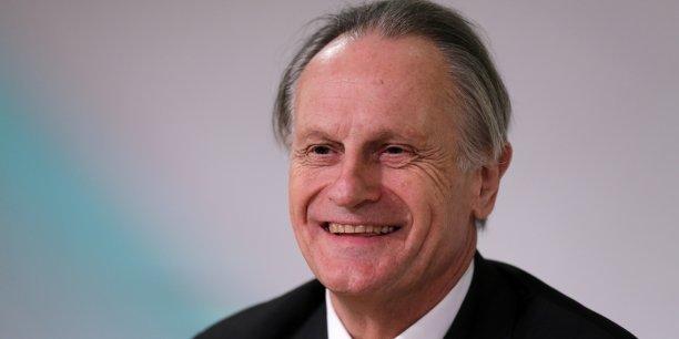 Jean-Paul Chifflet, directeur général de CASA, quittera ses fonctions à la fin de son mandat de cinq ans, le 20 mai. REUTERS.