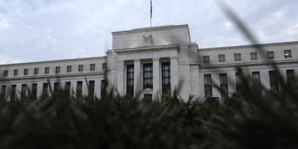 La Fed est optimiste pour l'économie mondiale