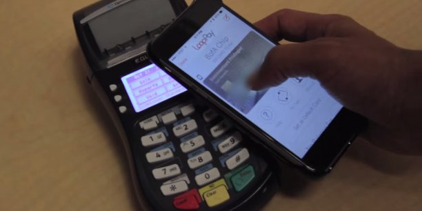 La technologie utilisée par LoopPay peut potentiellement fonctionner avec environ 90% des terminaux (de paiement) existant dans les points de vente aux États-Unis, d'après un communiqué.