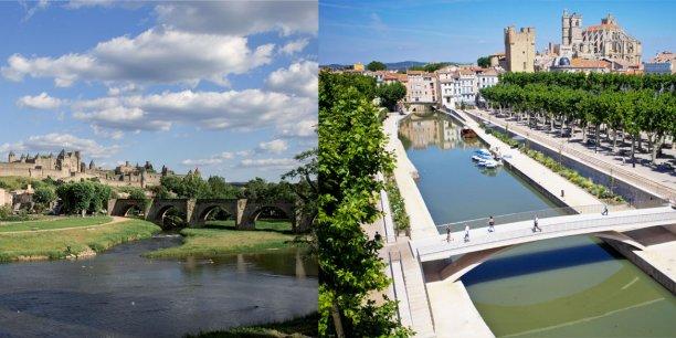 Carcassonne et Narbonne se positionnent en centres de la nouvelle région