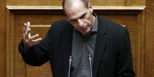 Yanis Varoufakis, ministre des Finances hellénique, a cédé sur de nombreux points. Pas assez au goût de Berlin