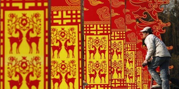 L'Asie est entrée jeudi 19 février dans l'année de la Chèvre dans un concert de feux d'artifice et de pétards entendu de Pékin à Singapour.