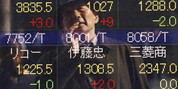 L'indice tokyoïte avait démarré en hausse de 0,68%, dans la foulée de la place new-yorkaise, avant d'accentuer son avance sur fond d'optimisme des investisseurs.