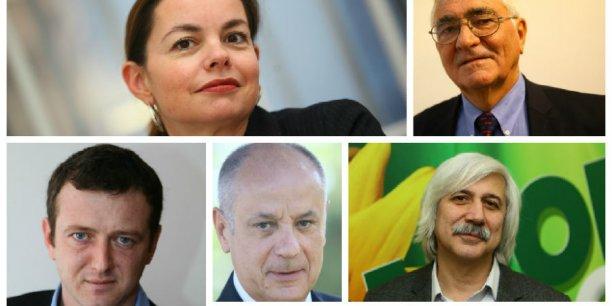 Isabelle Hardy, Serge Laroze, Arnaud Lafon, Alain Fillola, et François Simon font partie des candidats qui ont déjà une expérience politique à Toulouse ou en Haute-Garonne