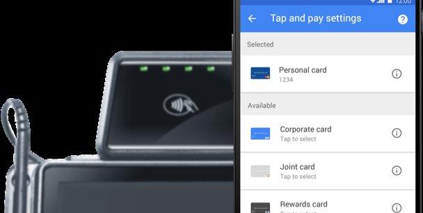 Le géant internet a acquis des technologies de Softcard, une application de paiement mobile créée en 2010.