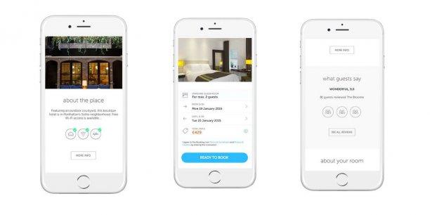 Rivalité avec les hôteliers, nouvelle application mobile : les deux sujets ont bien plus de rapports qu'il n'y paraît.
