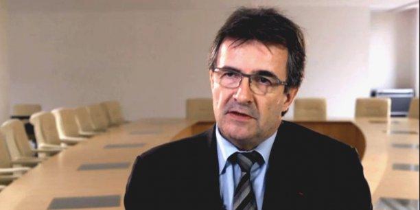Au sein de la caisse de Provence Côte d'Azur, Philippe Brassac, 55 ans, a cherché à rompre avec la politique du chiffre.