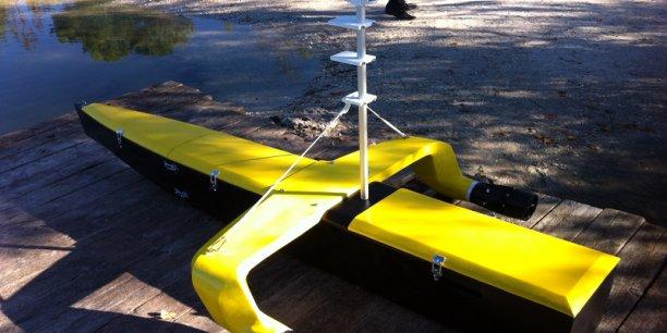 Drone marin, Droneo rencontre un véritable succès d'intérêt. R&Drone, dans sa nouvelle usine, entend en faire un succès commercial