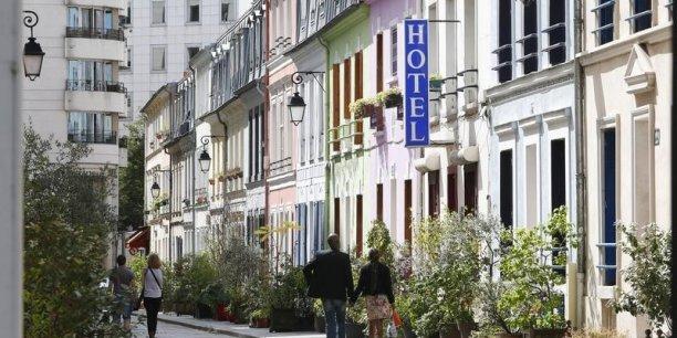 Après presque trois ans de quasi-stagnation, la fréquentation des hôtels s'est redressé (+2,4%) en France. Au cours du premier trimestre, le nombre total de nuitées s'est élevé à 59,9 millions.