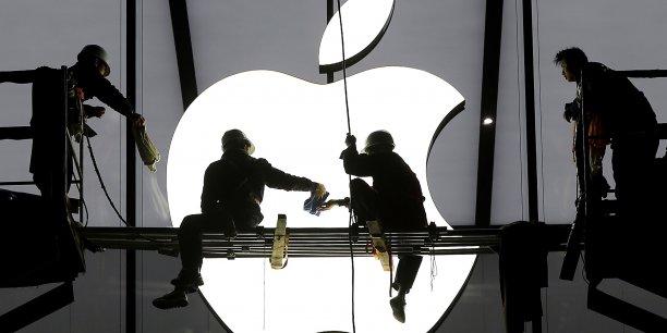 Au deuxième trimestre 2007, Apple ne représentait que 1% des bénéfices d'exploitation du marché mondial de téléphones, nettement dominé par Nokia (63%).