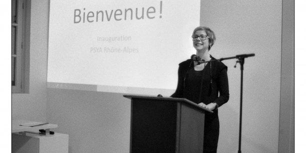 Celia Badet est désormais à la tête de Psya Rhône-Alpes