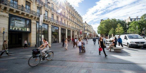 Près de 7 000 commerces sont installés dans le centre-ville de Toulouse.