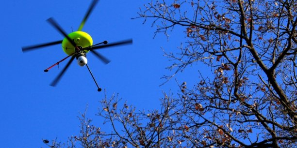 La lutte s'organise contre les survols illicites de drones... le business aussi