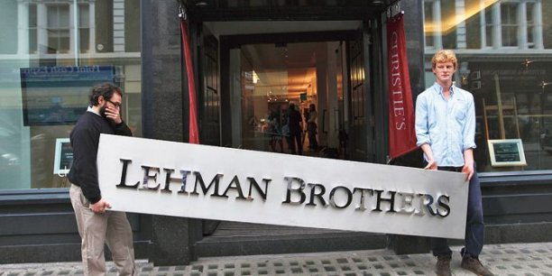 Lehman Brothers a versé 44 millions de dollars de bonus en ...