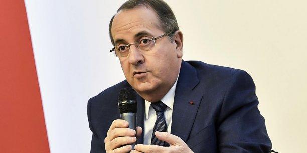 Michel Delpuech rejoint la préfecture de Rhône-Alpes