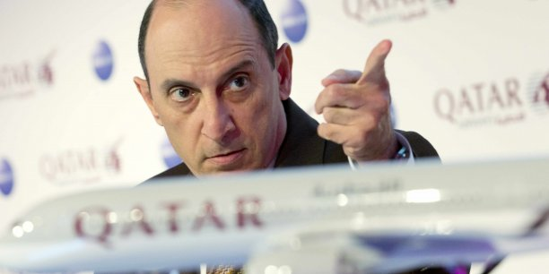 Akbar al-Baker, le directeur général de Qatar Airways