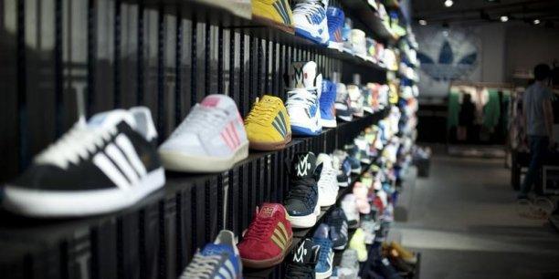 NikeAdidas Mise Sur Mesure Le Numérique Et Pour Concurrencer oeCxdB