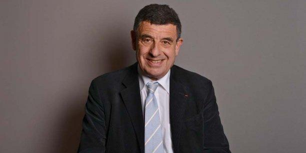Thierry Philip, vice-président de la Métropole de Lyon et maire du 3ème arrondissement de Lyon.