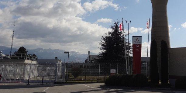 Areva compte deux sites dans la Drôme : l'un à Romans-sur-Isère, l'autre au Tricastin.