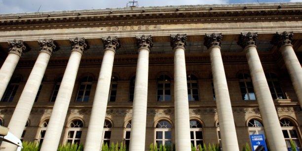 La Bourse de Paris a terminé au-dessus des 5.000 points pour la première fois depuis sept ans.