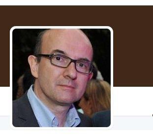 Capture écran du compte Twitter de Philippe Onillon @ponillon