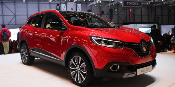 Le Kadjar de Renault sera lancé en janvier 2016 en Chine. Il sera le premier modèle lancé dans ce pays par le groupe français.