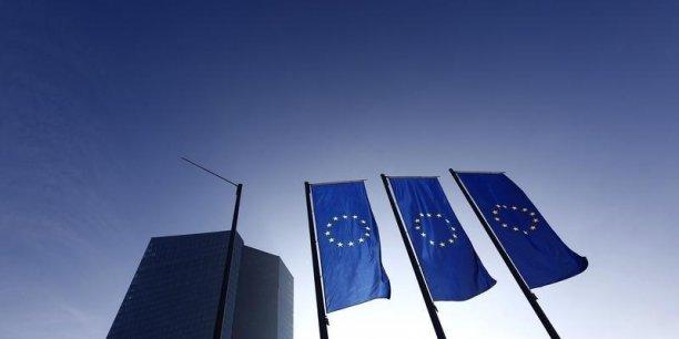 La Banque centrale européenne a lancé son QE depuis lundi 9 mars et a déjà acheté pour près de 10 milliards d'obligations.