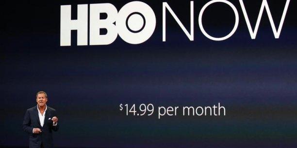 Le nouveau service permettra de regarder les programmes de HBO via une connexion à internet à haut débit. Le consommateur n'aura donc pas à souscrire un abonnement à un bouquet de télévision par câble.