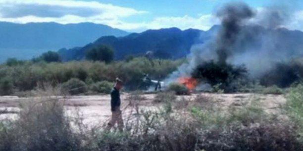 L'accident s'est produit dans la province montagneuse de La Rioja.