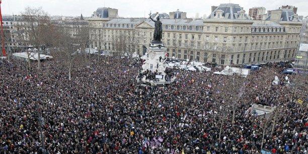 Deux mois après la marche républicaine en hommage aux victimes de Charlie Hebdo, la France doit retrouver sa valeur de fraternité.