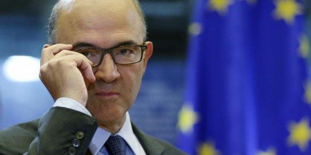 « Je suis scandalisé et furieux face à cette affaire des Panama papers », a déclaré le commissaire européen aux affaires économiques Pierre Moscovici le 7 avril.