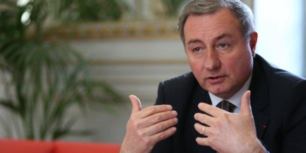 Jean-Luc Moudenc, maire de Toulouse, président de Toulouse Métropole et président de l'Association des maires de grandes villes de France
