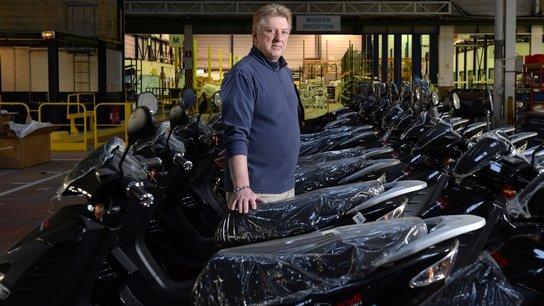 Didier Verriest, directeur de Cenntro Motors France reconnait une « situation plus difficile que prévue »