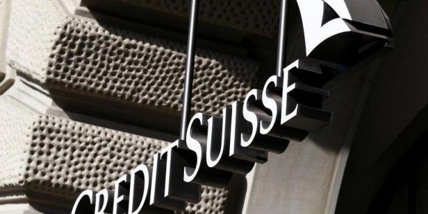 Interrogée par l'AFP, Credit Suisse, qui emploie 45.800 personnes dans le monde, a indiqué ne pas commenter les spéculations des médias.