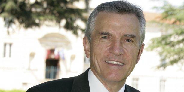 Pierre Camani, sénateur et président (PS) du Conseil départemental de Lot-et-Garonne