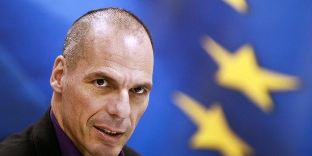Yanis Varoufakis, le ministre des Finances multiplie les entretiens pour trouver une solution acceptable pour la Grèce