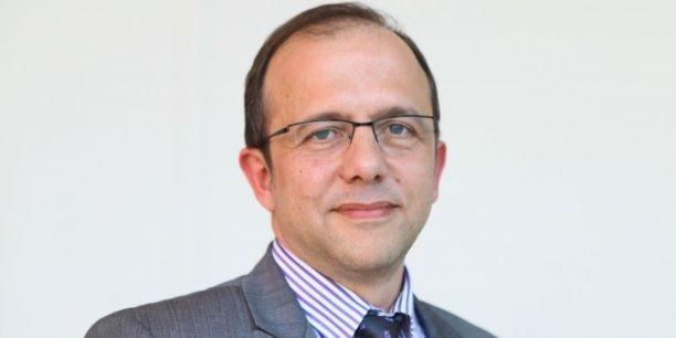 Joël Carreiras, élu PS d'opposition à la mairie de Toulouse, ancien adjoint aux Finances