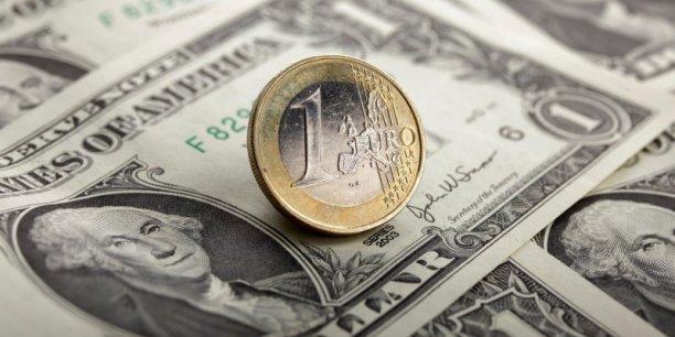 L'euro a atteint le seuil de 1,0494 dollar cette semaine.