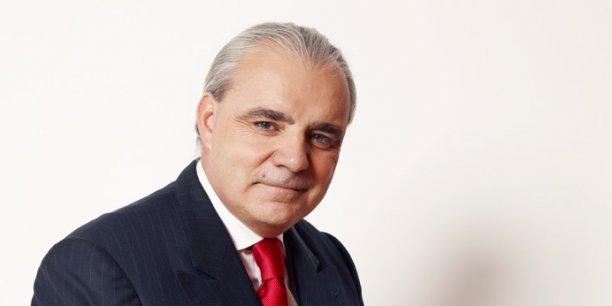 Jean-Louis Chaussade, Directeur général de Suez