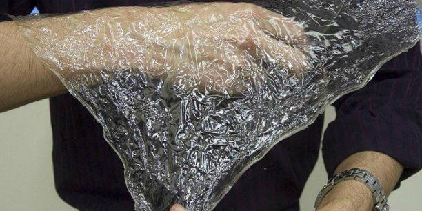 Le Shrilk représente donc enfin une alternative écologique viable aux plastiques synthétiques.
