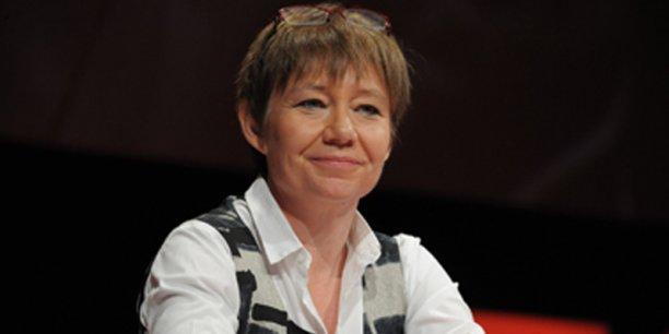 Odile Renaud-Basso, directrice générale adjointe de la Caisse des dépôts.